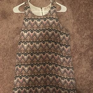 Cute midi dress for a night out